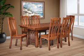 amish furniture greensburg dining room furniture pennsylvania sonora