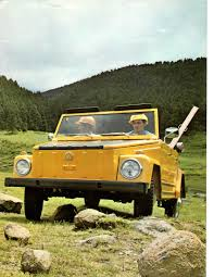 volkswagen thing yellow thesamba com vw archives 1972 vw thing safari mexico
