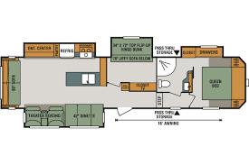 5th wheel rv floor plans 344bh sportsmen fifth wheel kearney ne mason rv