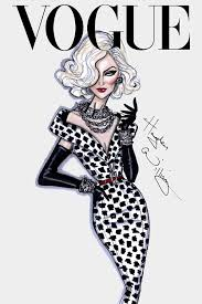 12 stunning fashion sketches by hayden williams
