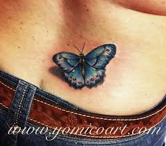 3d butterfly tattoos for 3d butterfly for on