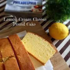lemon cream cheese pound cake recipes food world recipes