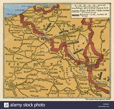 Europe Map During Ww1 Wwi Map Stock Photos U0026 Wwi Map Stock Images Alamy