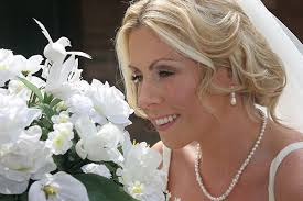 pearl necklace wedding dress images Bridal accessories necklaces mrs2be jpg