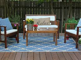 Plans For Patio Table by Patio 32 Plans For Outdoor Wooden Furniture Quick