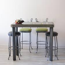 fabriquer une table bar de cuisine fabriquer table haute cuisine maison design bahbe com