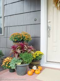 fall front door decorating ideas fall home decorating ideas