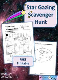 printable halloween scavenger hunt printable star gazing scavenger hunt