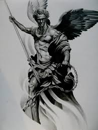 25 trending archangel tattoo ideas on pinterest angel sleeve
