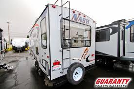 nash travel trailer floor plans 2018 northwood nash 17k t38097
