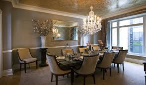 Linear Chandelier Dining Room Chandelier Marvelous Dining Rooms With Beautiful Chandelier