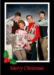 bad christmas card photos info
