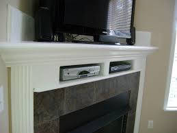fireplace mantel components custom fireplace mantel with storage
