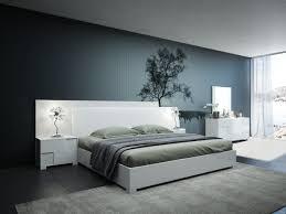 Modern White Bed Frame Monza Italian Modern White Bedroom Set