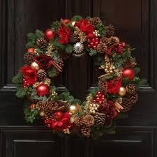 door wreaths for hearts flowers wreaths