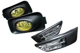 toyota tacoma fog lights spyder fog lights lighting accessories by spyder
