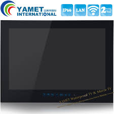 aliexpress com buy 19 inch android 4 2 smart waterproof tv for