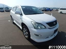 lexus harrier hybrid price used toyota harrier from japan car exporter 1110008 giveucar