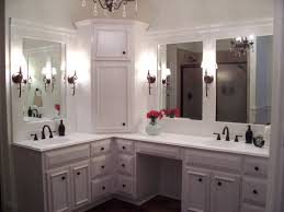 Bathroom Linen Cabinets Bathroom Linen Cabinets Bathroom Vanity With Center Tower