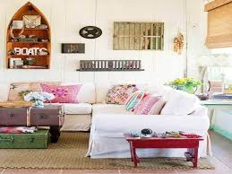 Upholstered Ottoman Coffee Table Cottage Painting Ideas Red Foam Chair Red Wooden Chair Cream
