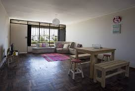 fully furnished apartment living dining room wi fi tv with