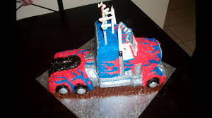 optimus prime cakes cakes by deloe optimus prime
