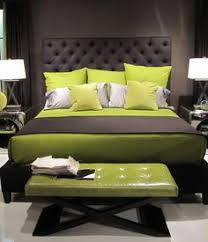 What Do You Think Of Green With The Grey  For The Home - Green bedroom color