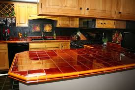Ceramic Tile Kitchen Countertops by Kitchen Countertop Buyer U0027s Guide Remodeling Expense