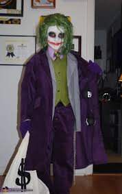 Joker Costume Halloween 11 Joker Costume Images Joker Costume Costume