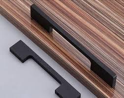 black cabinet door handles bunnings contemporary black kitchen cabinet cupboard drawer wardrobe