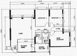 floor plans for gangsa road hdb details srx property