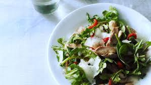 Salad Main Dish - main dish salads sunset