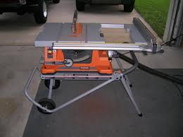 ridgid table saw miter gauge 2manytoyz ridgid table saw