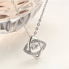 sterling diamond china china 2018 new fashion design women s 925 sterling silver aaa