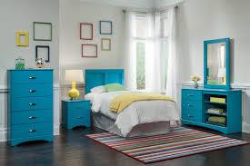 Turquoise Bed Frame Kith Turquoise Youth Bedroom Set Kids U0027 Bedroom Sets