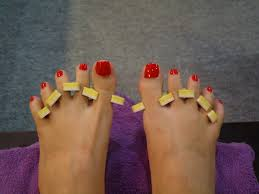 my first beautiful nail art simply me and my life