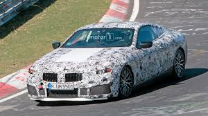 Bmw M8 Specs Possible Bmw M8 Spied On The Nurburgring