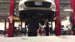 lexus of portland oil change oil change and tire rotation time lapse youtube
