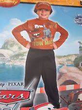 Mater Halloween Costume Disney Cars Costume Ebay