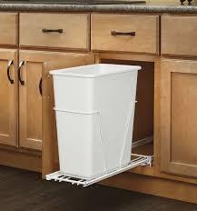 simplehuman in cabinet trash can glorious white metal garbage can plus small trash bin simplehuman