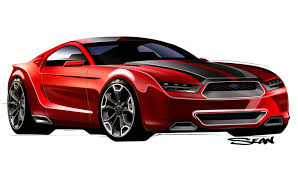 mustang designs what s that you say you already the 2015 ford mustang