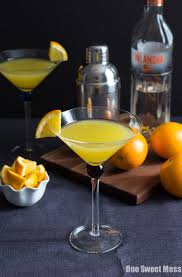 martini sweet vanilla tangerine martini by the pitcher one sweet mess