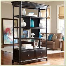 Open Bookshelf Room Divider Open Bookcase Room Divider Home Design Ideas