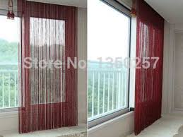 Window Blind String Aliexpress Com Buy Solid Color Decorative String Curtain 300
