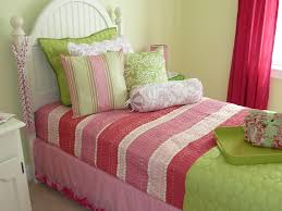 dazzling coral pink bedding method manchester nh farmhouse kids