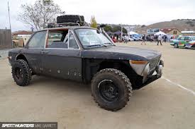 stanced nissan hardbody vegas to monterey in a bmw 2002 off roader speedhunters