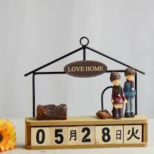 compare prices on wooden calendar online shopping buy low price