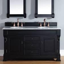 Black Vanity Bathroom Ideas by Best 25 Black Bathroom Vanities Ideas On Pinterest Black