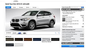 bmw 28i price 2016 bmw x1 xdrive28i pricing starts at 35 795 configure your