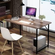 minimalist desk design simple desktop computer desk combination of minimalist fashion